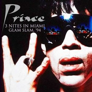 Prince 3 Nites In Miami Grand Slam '94