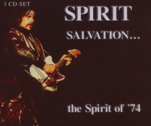 Spirit Salvation The Spirit of 74