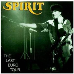Spirit The Last Euro Tour