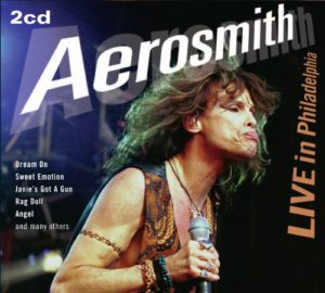 Aerosmith Live In Philadelphia