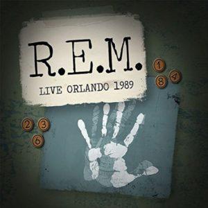 REM Live Orlando 1989