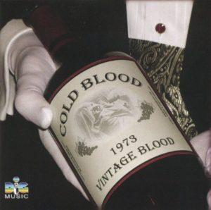 Cold Blood 1973 Vintage Blood