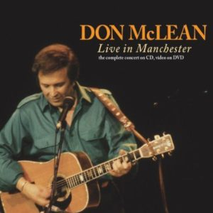 Don McLean Live in Manchester