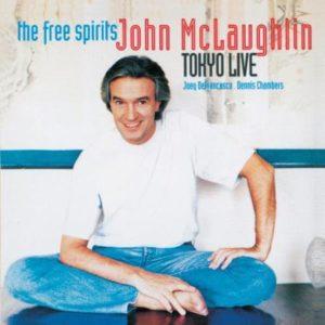 John McLaughlin The Free Spirits Tokyo Live