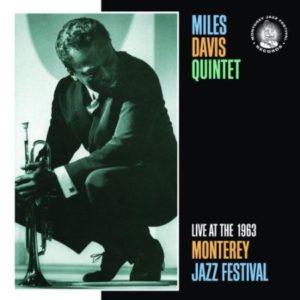 Miles Davis Live At The 1963 Monterey Jazz Festival
