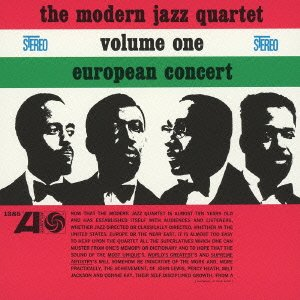 Modern Jazz Quartet European Concert Vol 1
