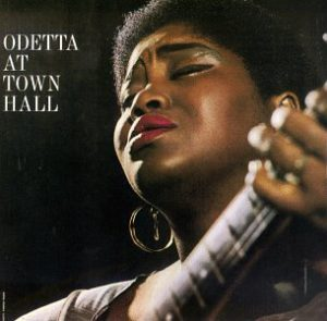 Odetta At Town Hall