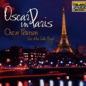Oscar Peterson Oscar In Paris Live At The Salle Pleyel