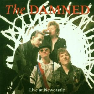 The Damned Live At Newcastle