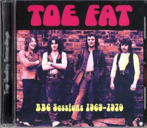 Toe Fat BBC Sessions