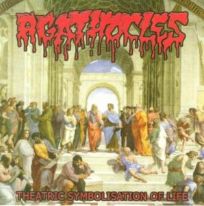 Agathocles Theatric Symbolisation of Life