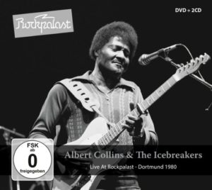 Albert Collins Live At Rockpalast