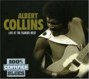 Albert Collins Live At The Fillmore West