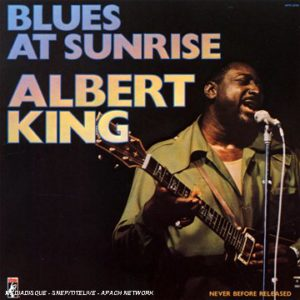 Albert King Blues At Sunset Live At Wattstax And Montreux