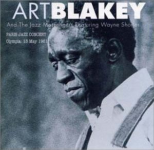 Art Blakey Paris Jazz Concert