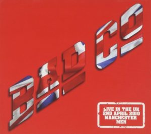 Bad Company Live At Manchester M.E.N.