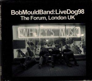 Bob Mould Band LiveDog98