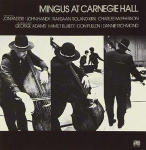 Charles Mingus At Carnegie Hall