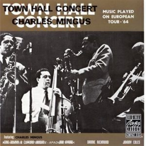 Charles Mingus Town Hall Concert 1964