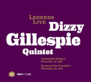 Dizzy Gillespie Legends Live