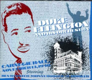 Duke Ellington Carnegie Hall November 13 1948