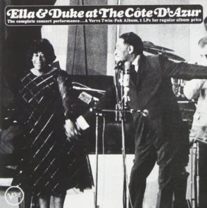 Ella Fitzgerald Duke Ellington Ella & Duke At The Cote D'Azur