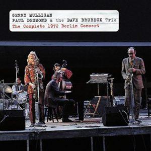Gerry Mulligan Paul Desmond Dave Brubeck Complete 1972 Berlin Concert