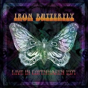 Iron Butterfly Live in Copenhagen 1971
