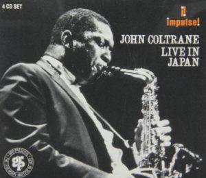 John Coltrane Live In Japan