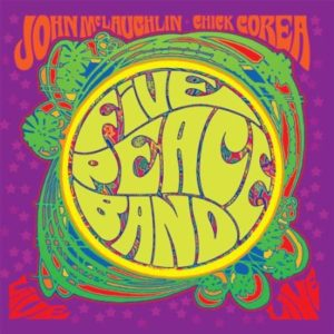 John McLaughlin Chick Corea Five Peace Band Live
