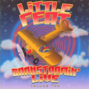 Little Feat Barnstormin' Live Volume Two