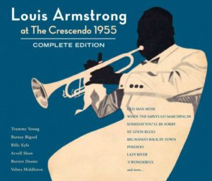 Louis Armstrong At The Crescendo 1955 Complete Edition
