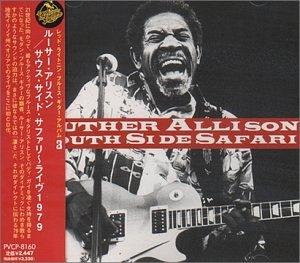 Luther Allison South Side Safari Live