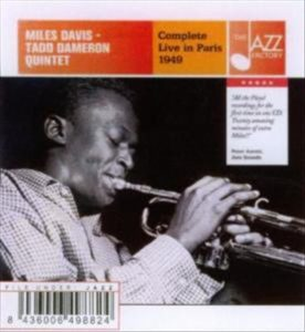 Miles Davis Complete Live In Paris 1949