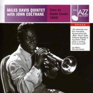 Miles Davis Live In St Louis 1956