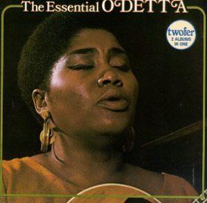 The Essential Odetta