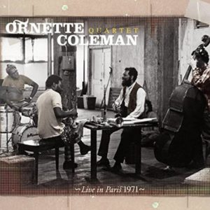 Ornette Coleman Live In Paris 1971