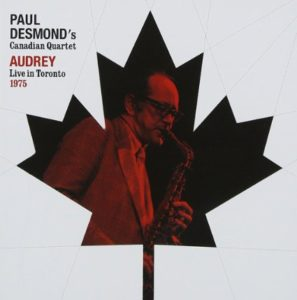 Paul Desmond Audrey 1975