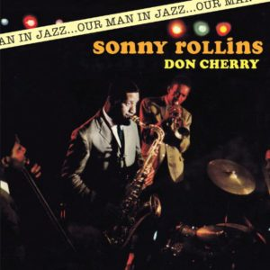 Sonny Rollins Our Man In Jazz