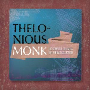 Thelonious Monk Complete Columbia Live Albums Collection 1963 -1965